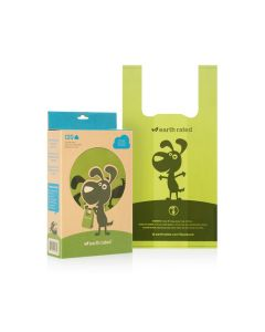 Earth Rated Handle Poop Bags Unscented (120 Bags)