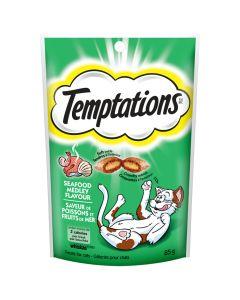 Temptations Seafood Medley Cat Treats