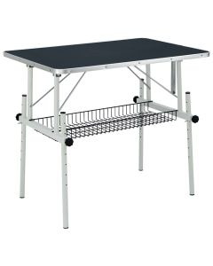 """Unleashed Adjustable Grooming Table [26"""" x 24"""" x 23-33""""]"""