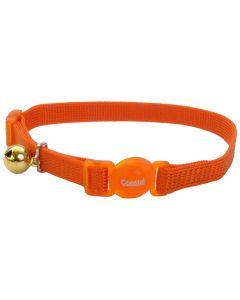 Coastal Adjustable Nylon Collar Orange