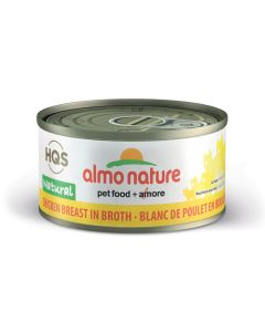 Almo Nature Natural Chicken Breast in Broth Cat Food