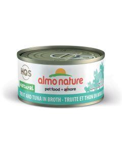 Almo Nature Natural Trout & Tuna (70g)
