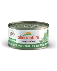 Almo Nature Natural Tuna Pacific Style (70g)
