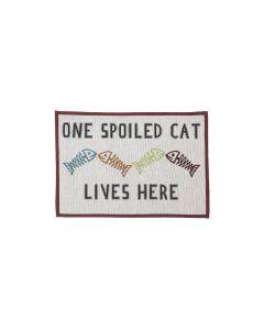 Petrageous One Spoiled Cat Placemat