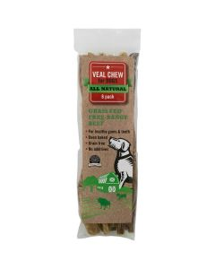 """Silver Spur Veal Chew (11-12"""" 6 Pack)"""