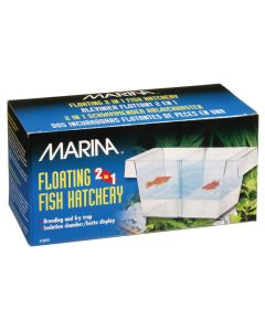 Marina Floating 2-in-1 Fish Hatchery
