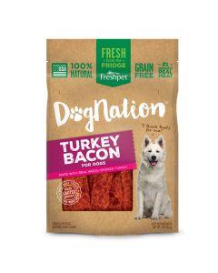 Freshpet Dognation Turkey Bacon Treats (85g)