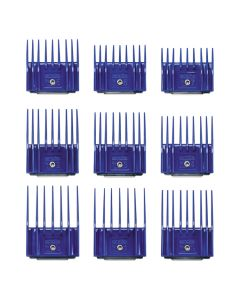 Andis 9 Piece Comb Set [Small]