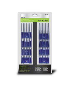 Andis 8 Piece Comb Set [Large]