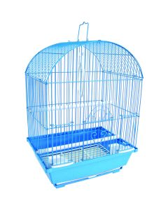 YML Round Top Bird Cage (Assorted Colours)