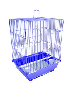 YML Flat Top Bird Cage (Assorted Colours)
