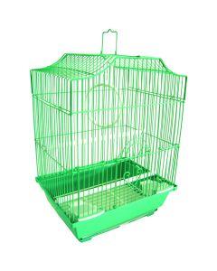 YML Cornerless Flat Top Bird Cage (Assorted Colours)