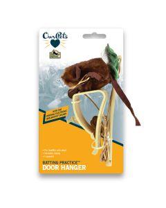 OurPets Batting Practice Door Hanger