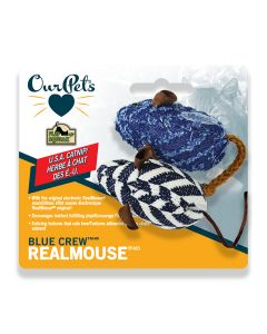 OurPets Blue Crew RealMouse