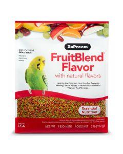 ZuPreem Parakeet FruitBlend Food (2lb)
