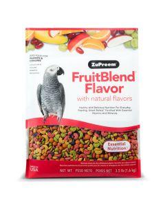 ZuPreem Parrot FruitBlend Food (3.5lb)