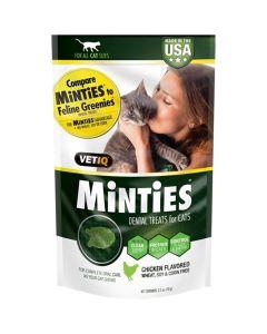 Minties Chicken Dental Cat Treats [70g]