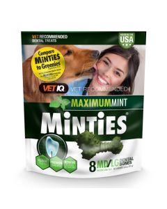 Minties Maximum Mint Dental Treats