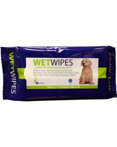 Unleashed Wet Wipes (70 Pack)