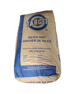 Target Silica Grit [55lb] (Coarse)