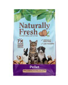 Naturally Fresh Non-Clumping Pellet Litter (14lb)*