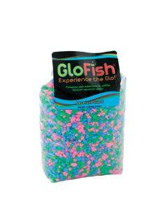 GloFish Aquarium Gravel Pink/Green/Blue [5lb]
