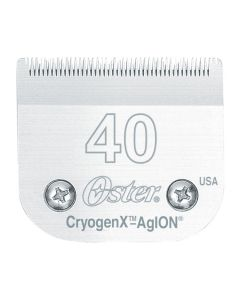 Oster CryogenX-AgION Blade [Size 40]