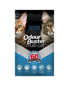 Odour Buster Multi-Cat Litter (26lb)*