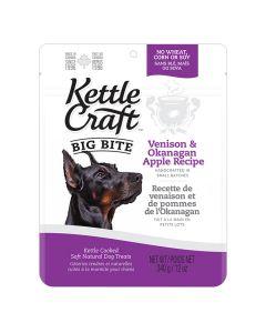 Kettle Craft Big Bite Venison & Apple (340g)
