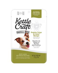 Kettle Craft Small Bite Tripe & Liver (170g)