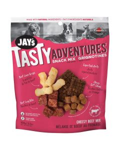 Jay's Tasty Adventures Cheesy Beef Mix
