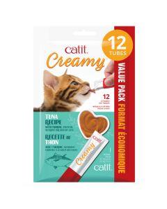 Catit Creamy Tuna Recipe [12x15g]