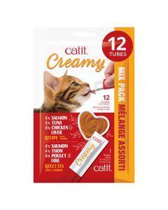 Catit Creamy Mix Pack [12x15g]