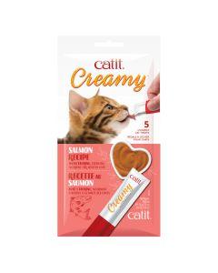 Catit Creamy Salmon (5 Pack)