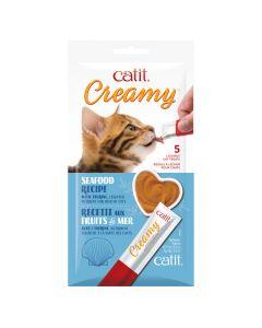 Catit Creamy Scallop (5 Pack)