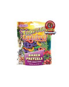 Brown's Tropical Carnival Baked Pretzels [56.7g]