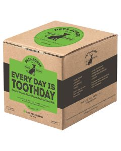 Pets Agree Every Day is Toothday Large (2lb)