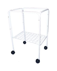YML Bird Cage Stand for 5800/6800 Series Cages White