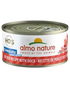 Almo Nature Complete Chicken & Duck (70g)