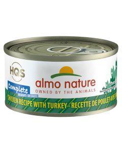 Almo Nature Complete Chicken & Turkey (70g)