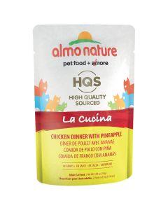 Almo Nature La Cucina Chicken & Pineapple (55g)