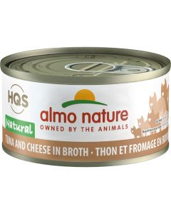 Almo Nature Natural Tuna & Cheese (70g)
