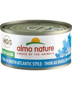 Almo Nature Natural Tuna Atlantic Style (70g)
