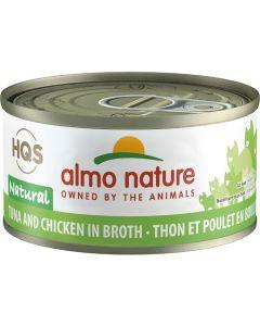 Almo Nature Natural Tuna & Chicken (70g)