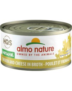 Almo Nature Natural Chicken & Cheese (70g)