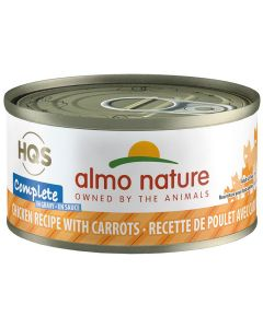 Almo Nature Complete Chicken & Carrots (70g)