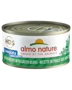 Almo Nature Complete Chicken & Green Beans (70g)