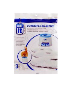 Catit Fresh & Clear Filters for 50053 (3 Pack)