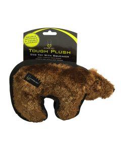 Hyper Pet Tough Plush Brown Bear