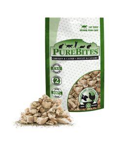 PureBites Freeze Dried Chicken & Catnip (37g)